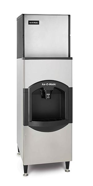 CD40522-Cube Ice Dispenser