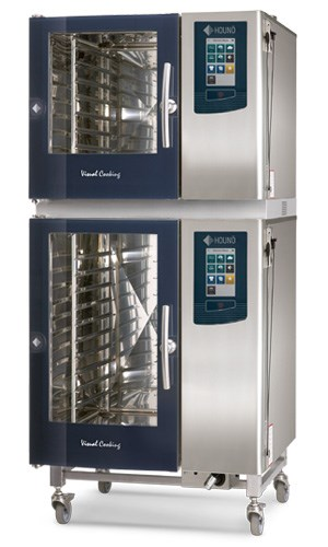 Combiplus – stack 2 ovens