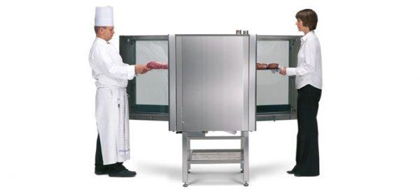 Passtrough 2 door oven