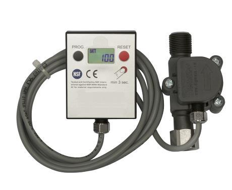 Water flow meter - aquameter